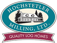 hochstetler log homes