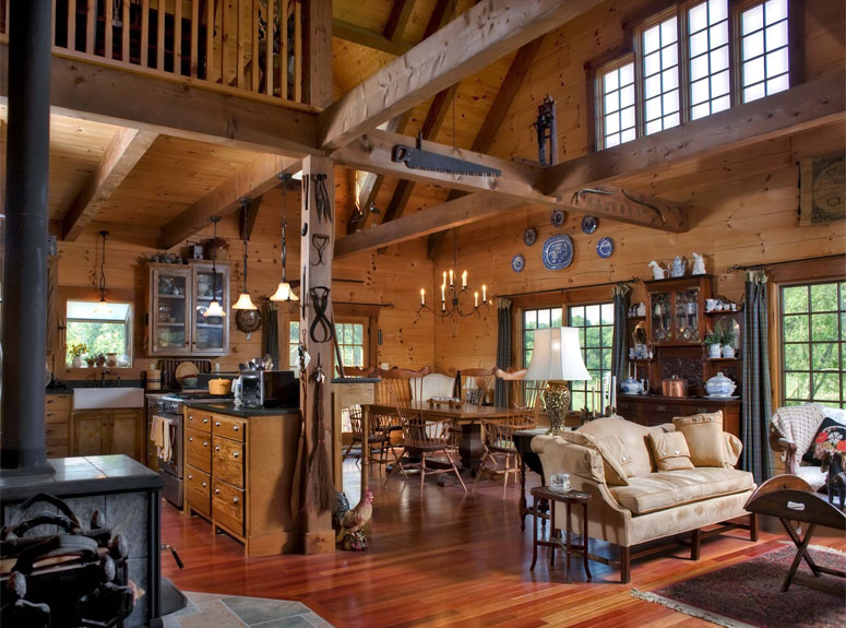 log home pictures interior. Clendenan Residence  Custom Design Log Homes And Cabin Gallery From NH